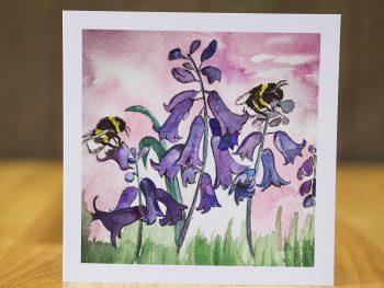 Bee Belles -Card