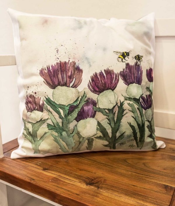 Bee Stings Cushion