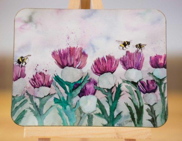 Bee Stings - Coaster