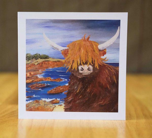 Big Cow 2 Card