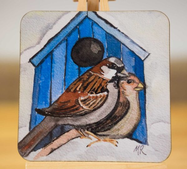 Mr and Mrs Sparrow - Coaste