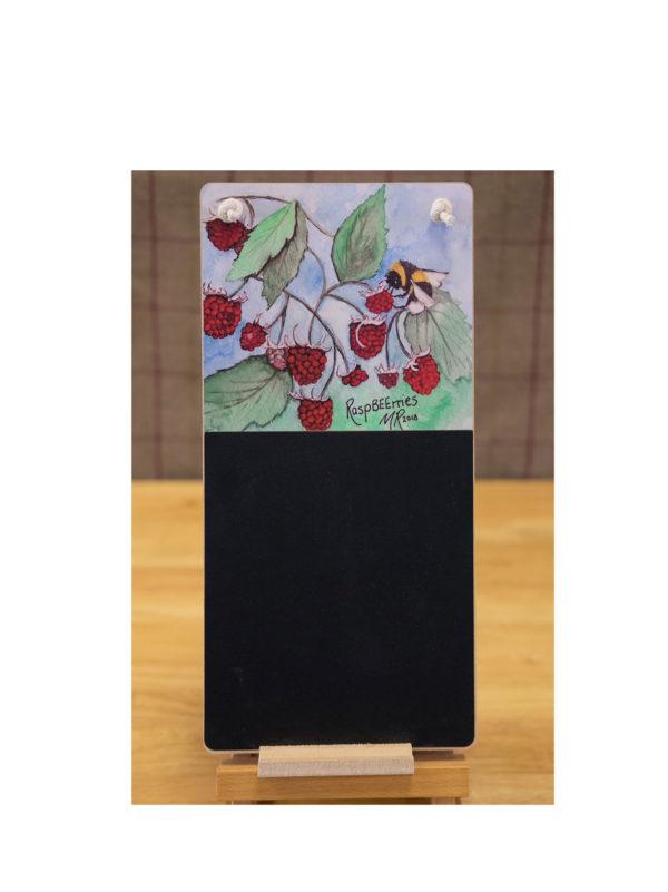 RaspBEEries Chalkboard