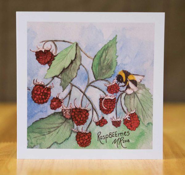 RaspBEErries - Card