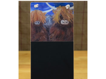 Scottish Coos Chalkboard