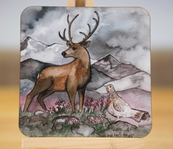 Stag and Hen Do - Coaster