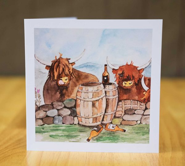 Whisky Galore - Card