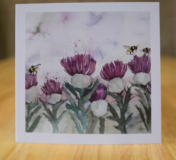 BEE Stings - Card