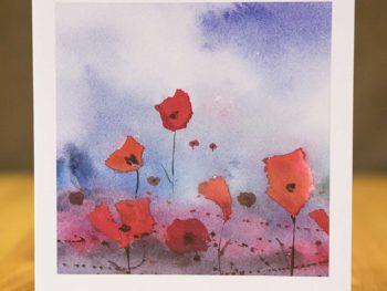 Poppy Line - Card