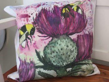 Highland Harvest - cushion