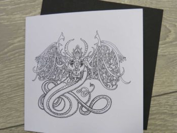 Winged Dragon - Card