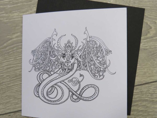 Winged Dragon - Card